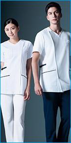 KAZENのオススメスクラブ白衣